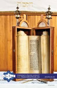 Karaite Fact Card 1 Front (What is Karaite Judaism)