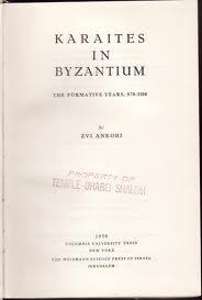 Karaites in Byzantium