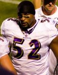 Ray Lewis: Talmudic Scholar?(Source: WIkiCommons)