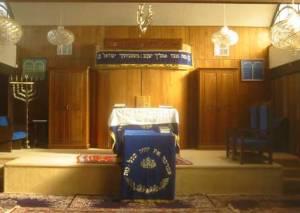 Real-Life Karaites Pray Here.